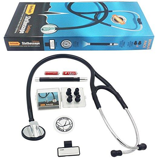 Cardiology Stethoscope Professional Kit