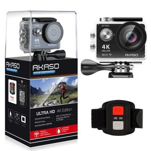 WIFI Sports Action Camera Ultra HD Waterproof DV Camcorder