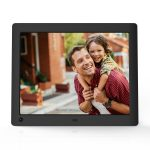8 inch Hi-Res Digital Photo Frame with Motion Sensor