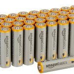 AA Performance Alkaline Batteries (48-Pack)