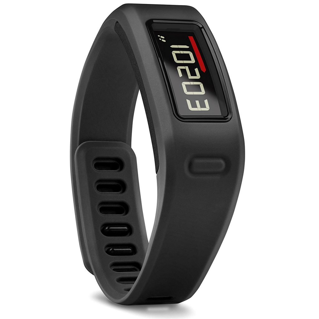 Black Garmin Vivofit Fitness Band