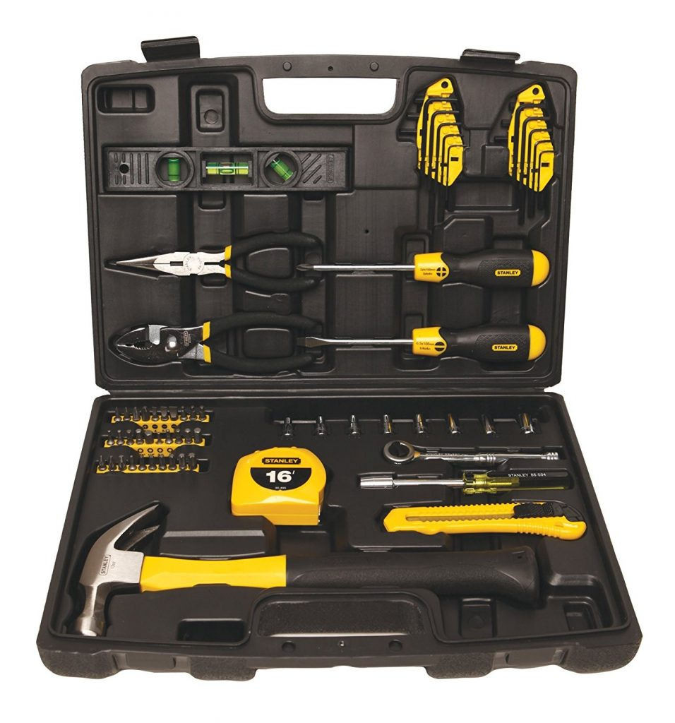 Stanley 65-Piece Homeowners Tool Kit
