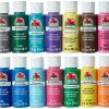 Apple Barrel Acrylic Paint Set 18 Piece Best Selling Colors