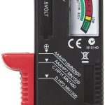 Best Selling Battery Tester AA / AAA / C / D / 9-Volt Batteries
