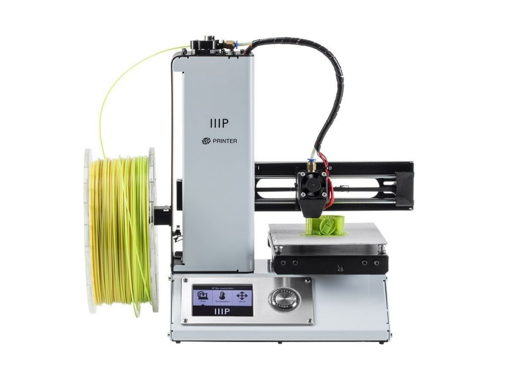 Best Selling Mini 3D Printer with Heated Plate SD Card and Filaments