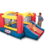 Bouncy House Little Tikes Jump 'n Slide Bouncer