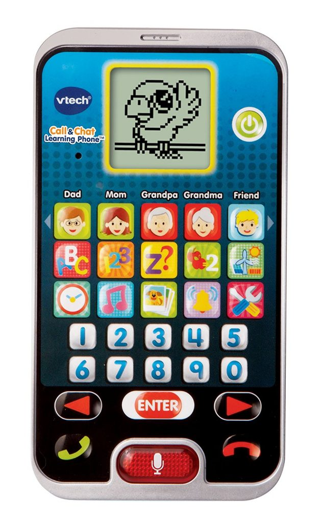 Kids Call and Chat Learning Smart Phone