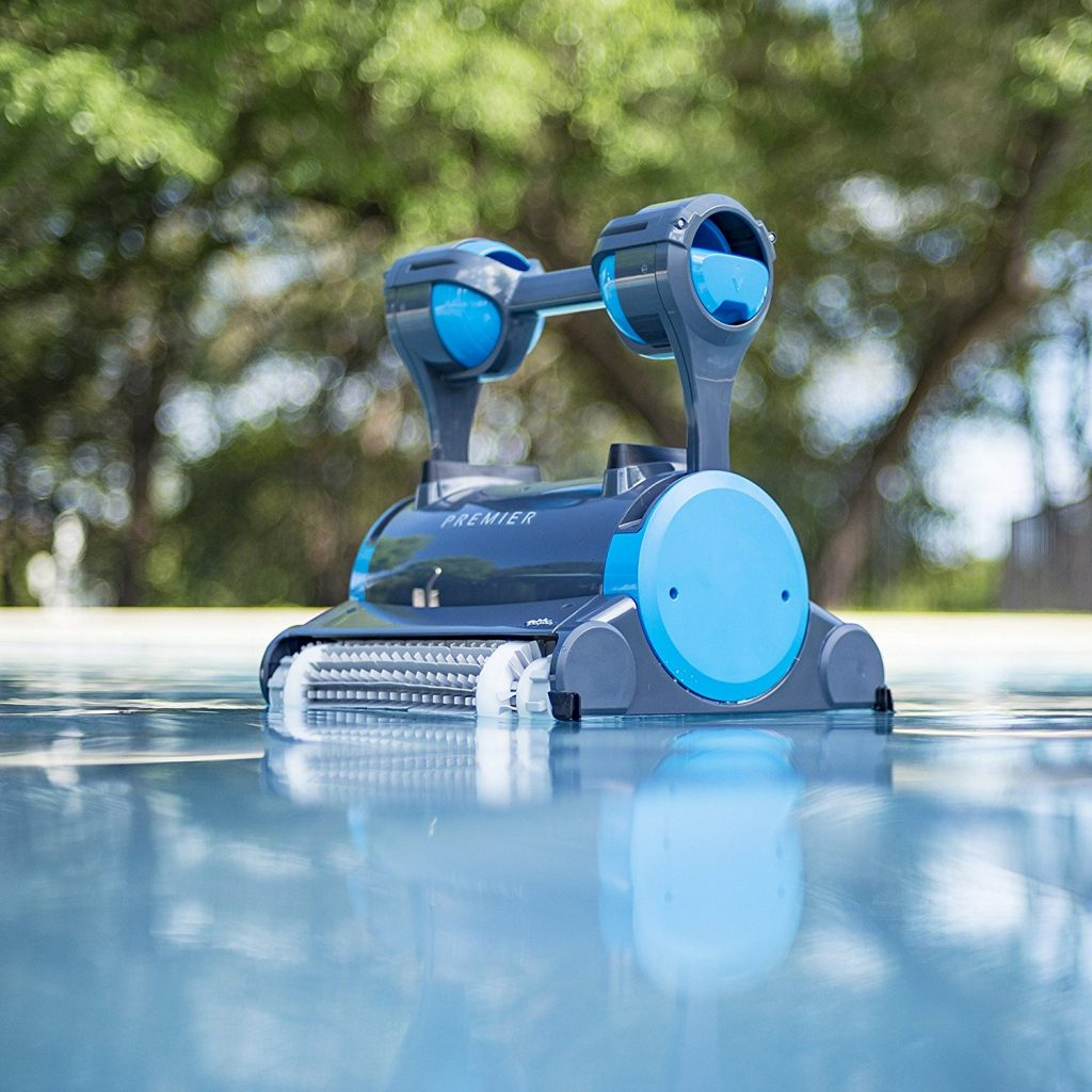 premier robotic in-ground swimming pool cleaner
