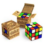 The Cube – A Better Faster Super-Smooth 3D Puzzle Cube