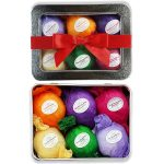 Vegan Bath Bomb Gift Set Kit