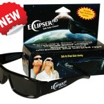 HD Safe Solar Eclipse Glasses Plastic Viewer