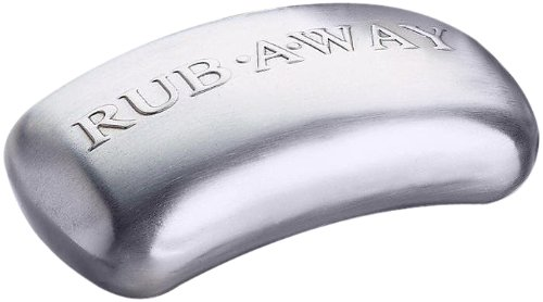 Rub-A-Way Stainless Steel Bar Soap