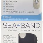 Sea Band Acupressure Motion Sickness Wristband